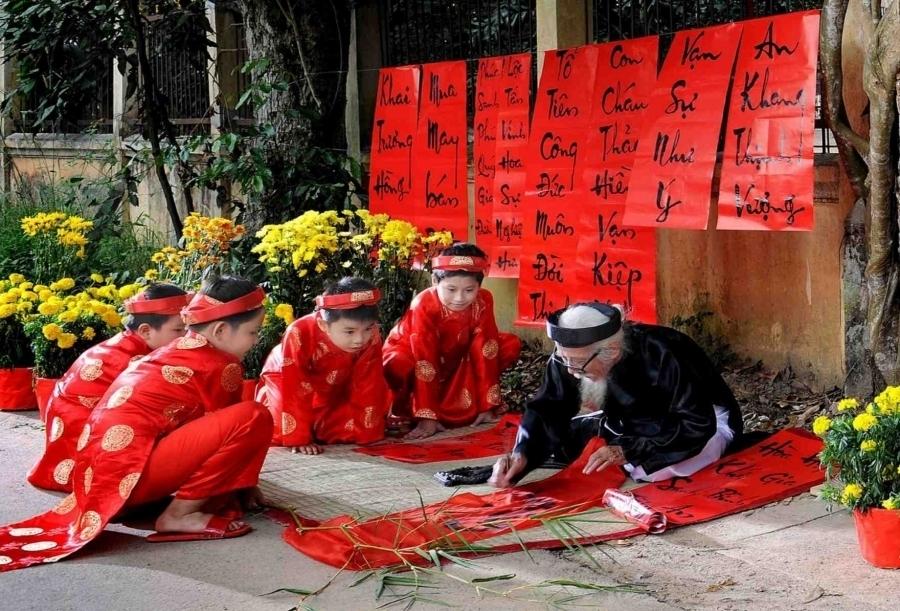 Học sinh Hà Nội được nghỉ Tết Nguyên đán 9 ngày