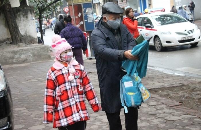 Hà Nội tăng cường phòng chống rét cho học sinh