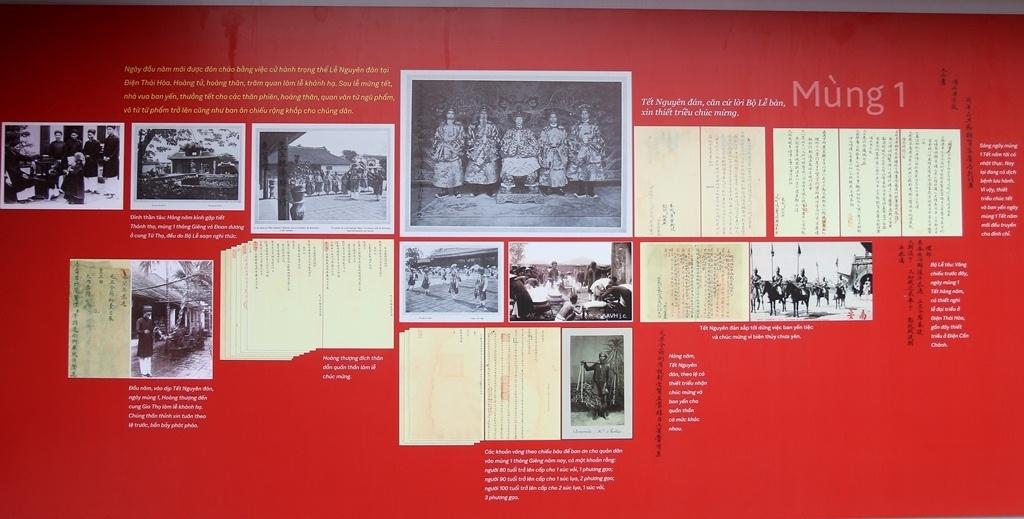 Tái hiện Tết cung đình xưa tại Văn Miếu - Quốc Tử Giám