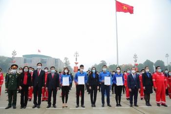 Tuổi trẻ Khối DNTW lập thành tích chào mừng Đại hội Đảng lần thứ XIII