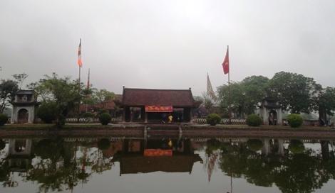 Độc đáo kiến trúc chùa Keo
