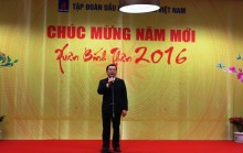 Tập đoàn Dầu khí Việt Nam tổ chức tất niên Ất Mùi 2015