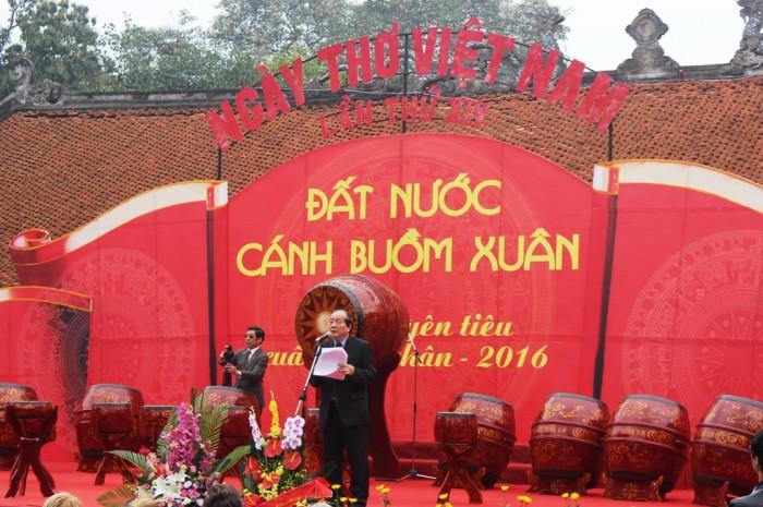 Ngày thơ Việt Nam 2016: Nơi hội ngộ khách thơ