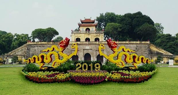 festival van hoa viet giao luu quoc te 2019 tai hoang thanh thang long