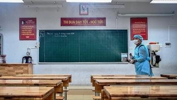 Hà Nội tổng vệ sinh trường lớp phòng, chống dịch cúm nCoV