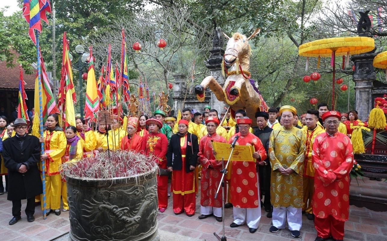 Hà Nội không tổ chức lễ kỷ niệm 10 năm Hội Gióng được UNESCO vinh danh