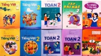 Bộ GD&ĐT phê duyệt 72 sách giáo khoa lớp 2, lớp 6