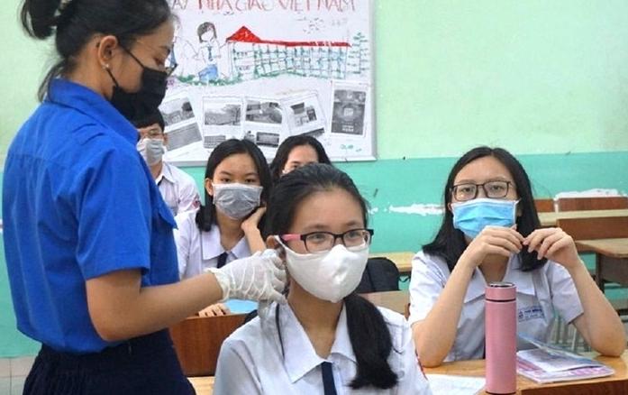 Học sinh TP HCM phải khai báo y tế khi đi học trở lại sau Tết