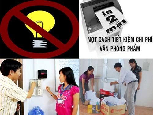 Hà Nội: Triệt để tiết kiệm, hạn chế tối đa tổ chức hội họp