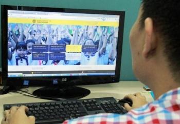 Hà Nội sử dụng phần mềm hỗ trợ tuyển sinh trực tuyến các lớp đầu cấp