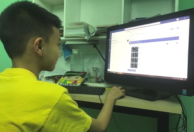 Hải Phòng dừng dạy học trực tuyến cho học sinh lớp 1 và lớp 2