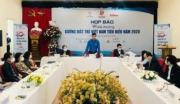 Công bố 20 đề cử Gương mặt trẻ Việt Nam tiêu biểu 2020