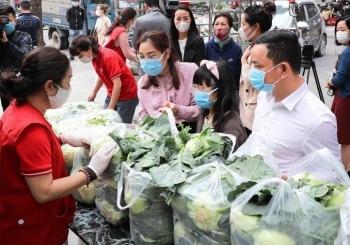 Hà Nội chung tay giúp Hải Dương - Quảng Ninh tiêu thụ nông thủy sản