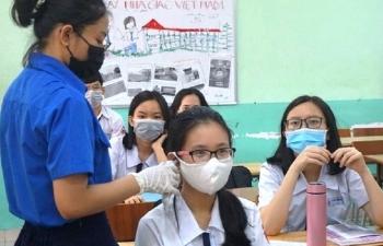 Học sinh TP HCM chính thức đi học trở lại từ ngày 1/3