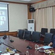 Cơ sở đào tạo được tổ chức bảo vệ tốt nghiệp theo hình thức trực tuyến