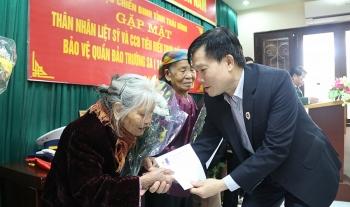 Tri ân các gia đình liệt sĩ đảo Gạc Ma tại Thái Bình