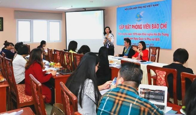 Chung tay xây dựng môi trường an toàn cho phụ nữ và trẻ em