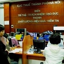 bo noi vu khai truong bo phan mot cua mot cua lien thong trong giai quyet thu tuc hanh chinh