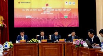 """Phát động Giải báo chí """"Vì sự nghiệp Giáo dục Việt Nam"""" năm 2019"""