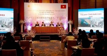 Hà Nội và Nhật Bản đẩy mạnh trao đổi hợp tác xúc tiến đầu tư, du lịch
