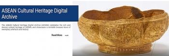 Ra mắt kho lưu trữ kỹ thuật số di sản văn hoá ASEAN
