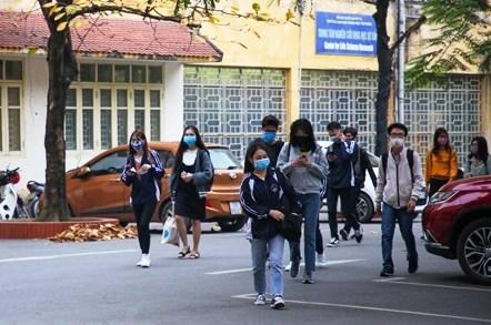 Hà Nội: Các trường đại học thay đổi lịch học tập trung để phòng dịch Covid-19