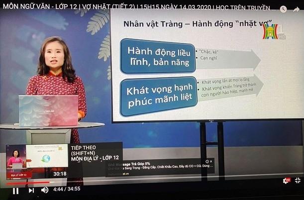 Hà Nội yêu cầu không được thu phí dạy học trực tuyến