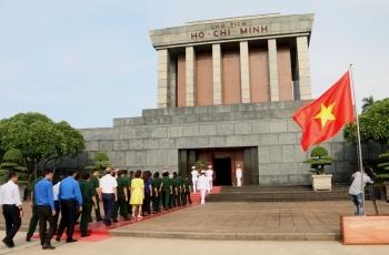 Tạm dừng tổ chức lễ viếng Chủ tịch Hồ Chí Minh vì dịch Covid-19
