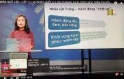 Bộ GD&ĐT hướng dẫn về việc dạy học qua Internet, trên truyền hình