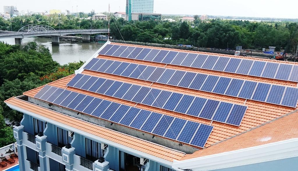 Hà Nội triển khai các nhóm giải pháp phát triển điện mặt trời mái nhà