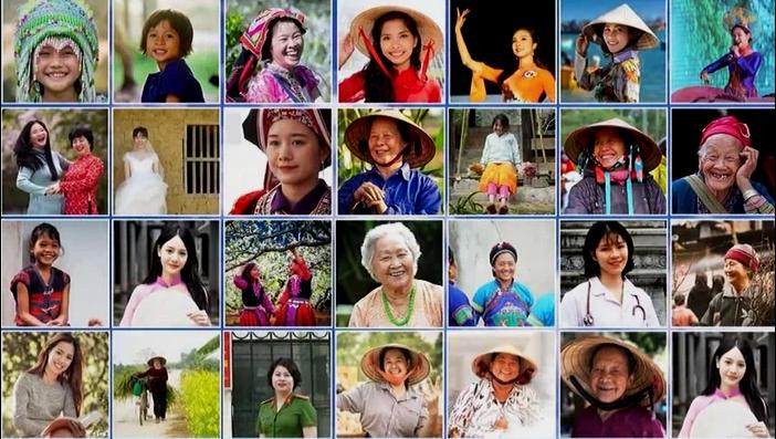"""Khởi động chiến dịch """"Vì nụ cười phụ nữ"""""""