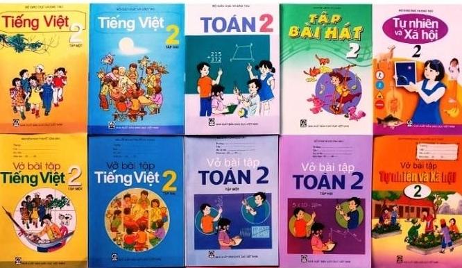 Hà Nội sẽ quyết định chọn sách giáo khoa lớp 2, lớp 6 trong tháng 4