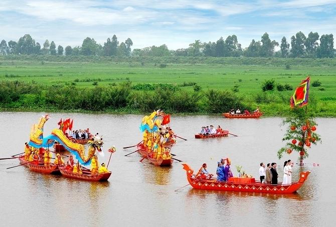 Ninh Bình không tổ chức phần hội tại lễ hội Hoa Lư 2021
