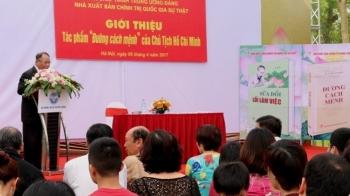"""Giới thiệu Bảo vật Quốc gia - """"Đường cách mệnh"""" tại Ngày sách Việt Nam"""