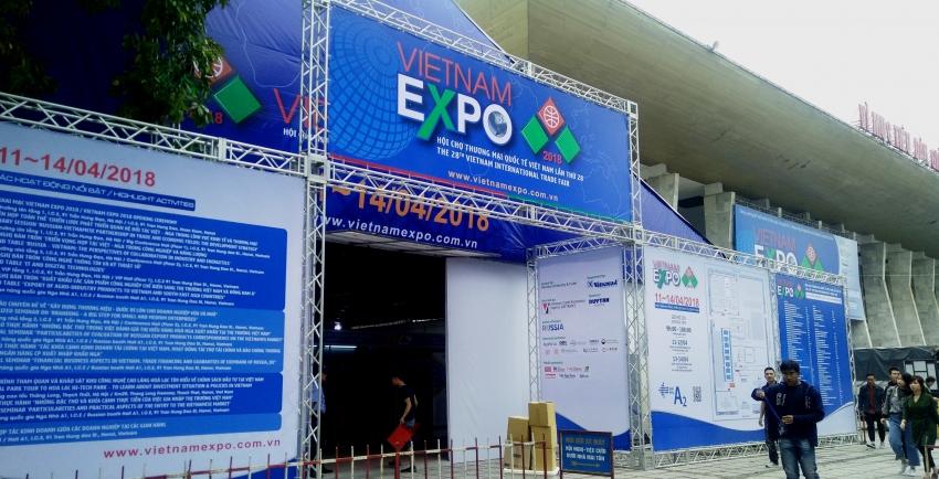 vietnam expo 2018 tang cuong ket noi kinh te khu vuc va quoc te