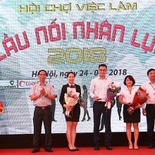 pvcombank dong hanh cung hoi cho viec lam 2018