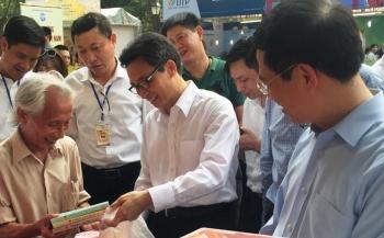 Rộn ràng Ngày sách Việt Nam 2019