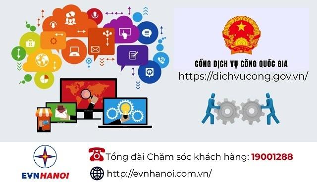 evnhanoi mo rong them nhieu kenh dich vu dien online