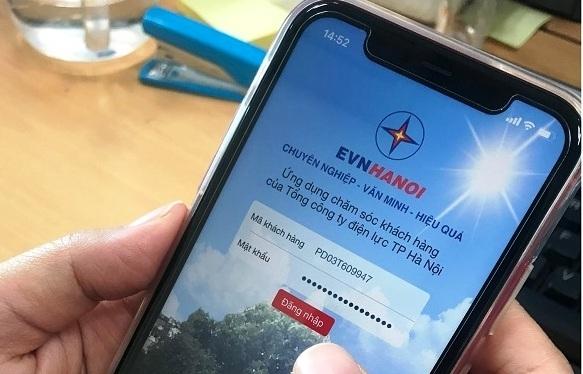 EVNHANOI mở rộng thêm nhiều kênh dịch vụ điện online