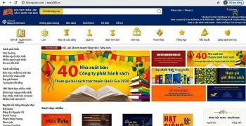 """Hội sách trực tuyến Quốc gia 2020: """"Đọc sách, nâng cao trí tuệ, vượt qua nỗi lo dịch bệnh"""""""