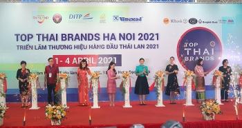 Tăng cường giao thương giữa Việt Nam - Thái Lan