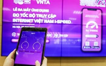 i-Speed - Ứng dụng đo tốc độ truy cập Internet Việt Nam