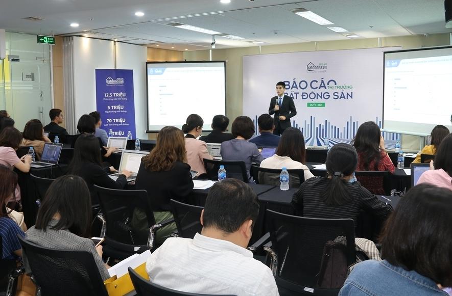 Quý I/2021: Mức độ quan tâm tới thị trường bất động sản tăng trưởng cao