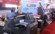 Trưng bày thiết bị, công nghệ quảng cáo Việt Nam và máy móc ngành in 2021
