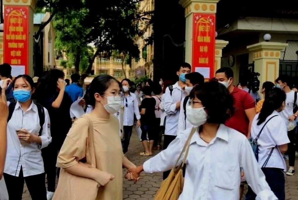 Hà Nội cho phép đổi khu vực tuyển sinh vào lớp 10 công lập