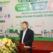 Đẩy mạnh phát triển năng lượng sạch, tăng trưởng xanh ở Việt Nam