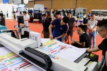 200 gian hàng trưng bày thiết bị và công nghệ tại VietAd 2021 và VPSE 2021 - Hà Nội