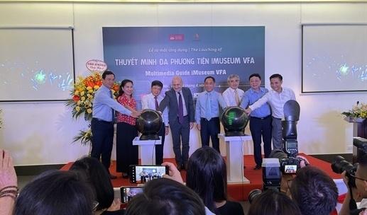 Bảo tàng Mỹ thuật Việt Nam ra mắt ứng dụng thuyết minh đa phương tiện