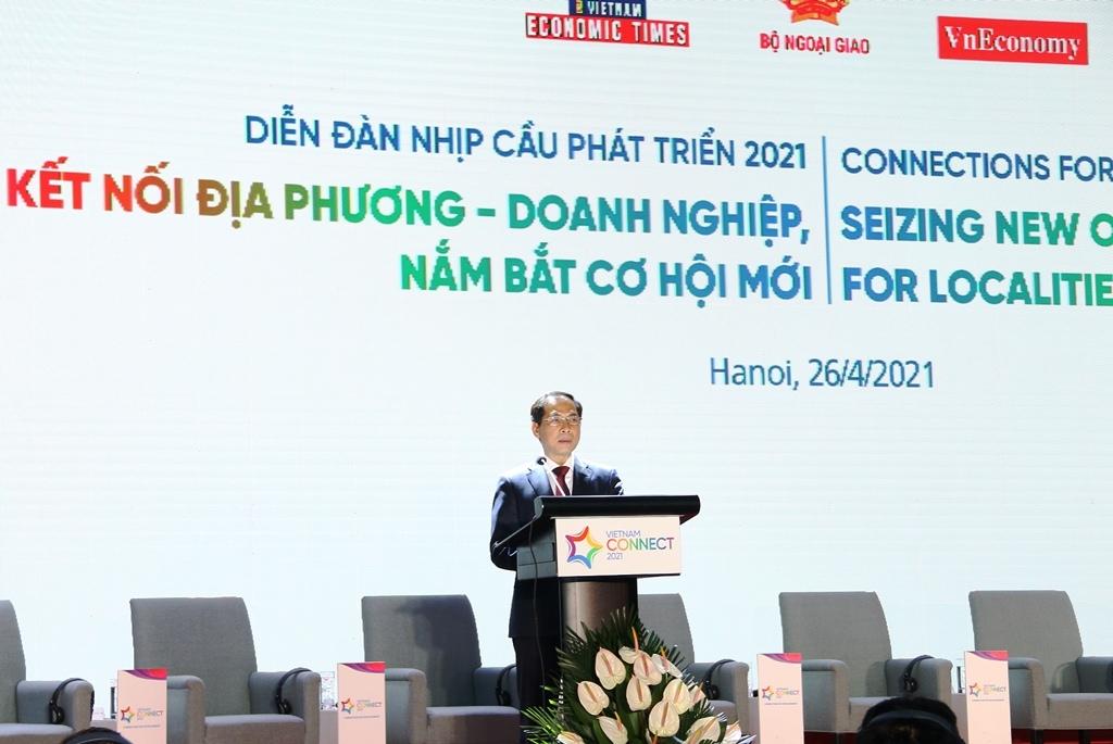 Diễn đàn Nhịp cầu phát triển 2021:
