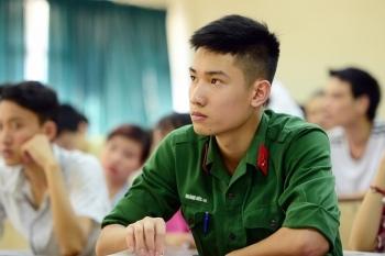 Các trường quân đội kéo dài thời gian sơ tuyển đến ngày 15/5
